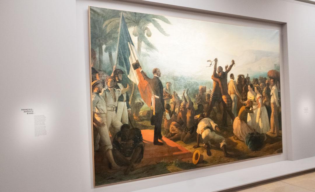 Francois-Auguste Biard - L'Abolition De L'Esclavage Dans Les Colonies Françaises Le 27 Avril 1848