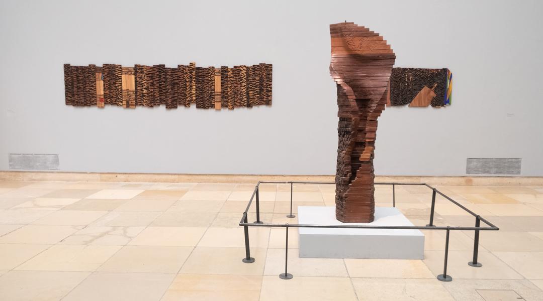 El Anatsui - Triumphant Scale at Haus der Kunst