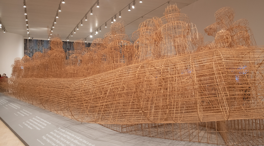 Ai Weiwei - Life Cycle (2018)