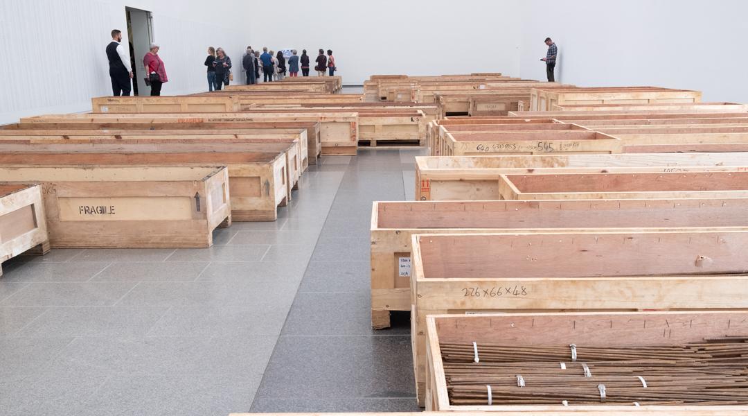 Ai Weiwei - Straight (2008 - 2012)