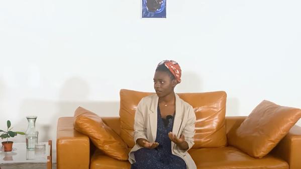 aaimba in conversation with: Barbara Evina