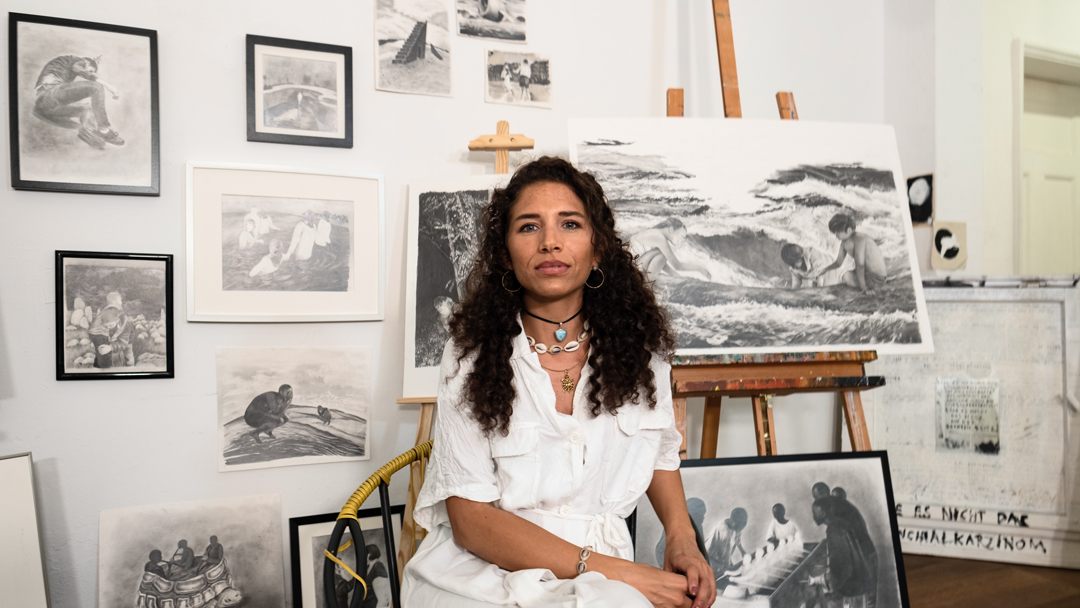 aaimba in conversation with: Christine Erikah Brey